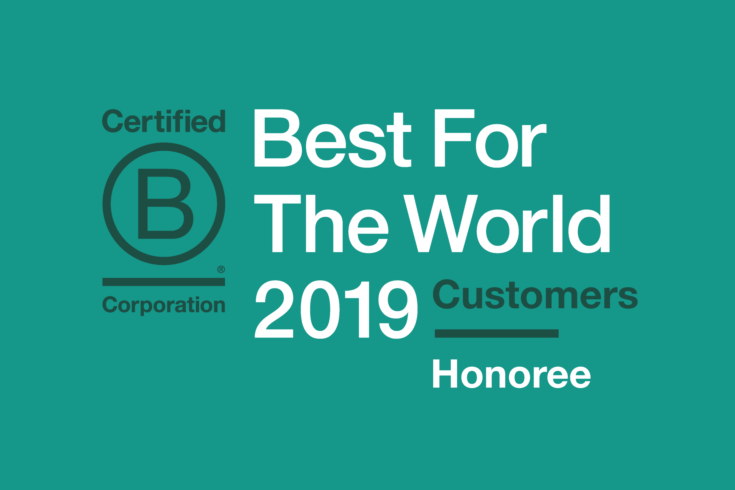 Find out what we've been a  Best for the World Honoree  3 years in a row!