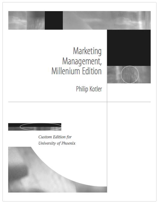 Marketing Management, Millenium Edition.png