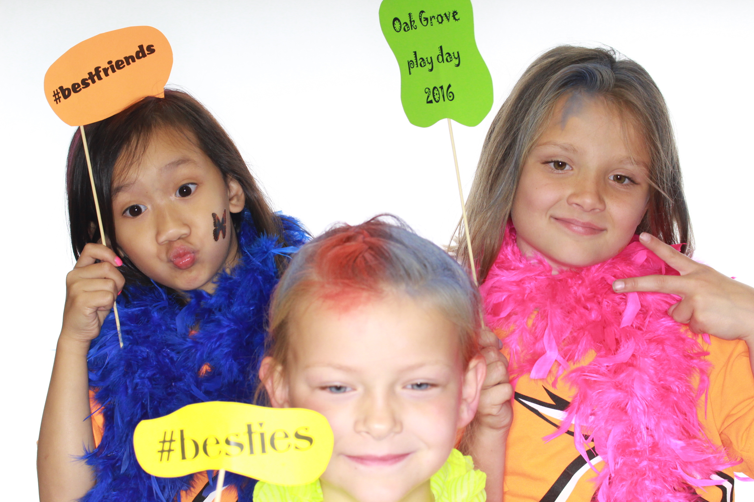 Oak Grove Elementary Play Day - 1st Grade