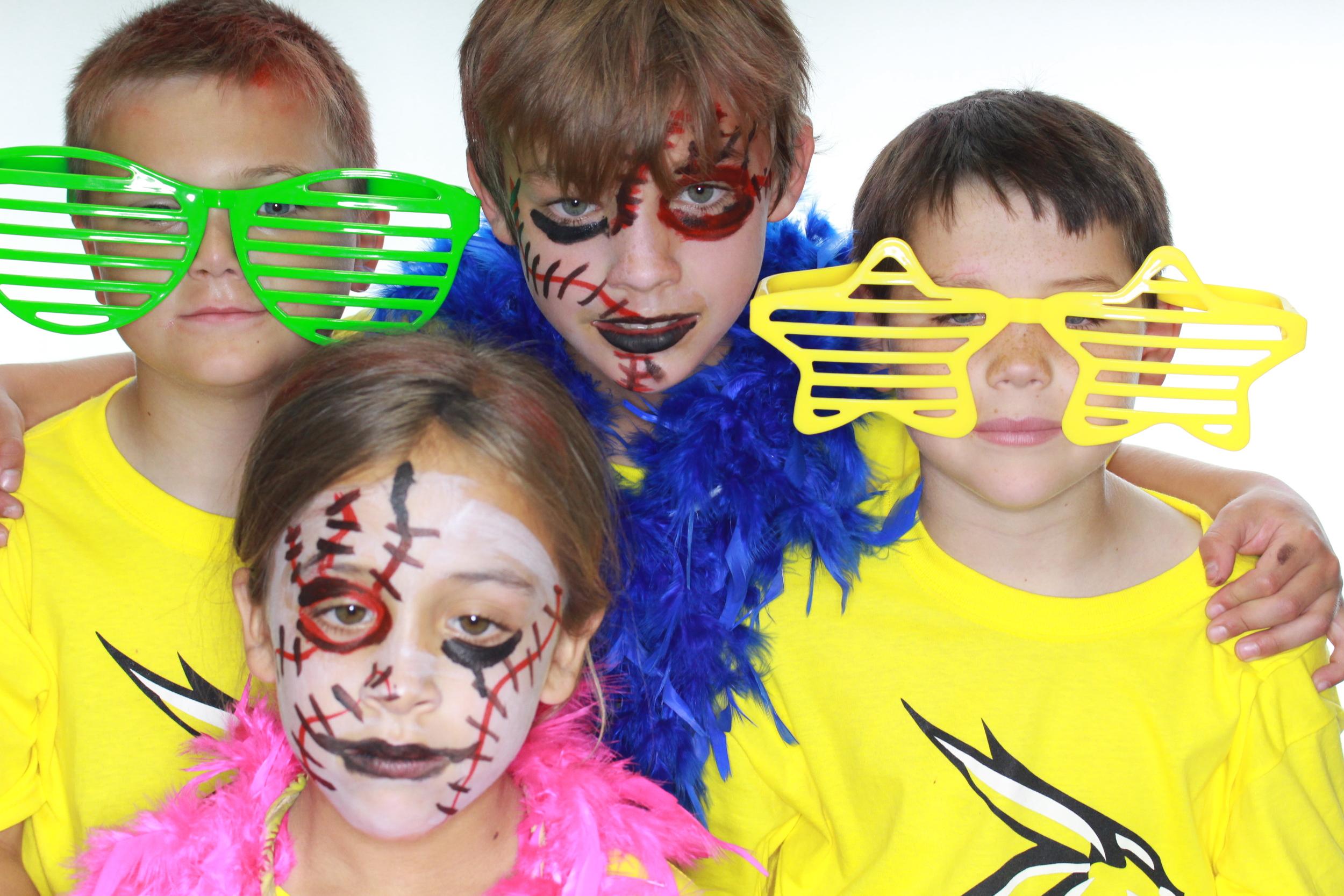 Oak Grove Elementary Play Day - 2nd Grade