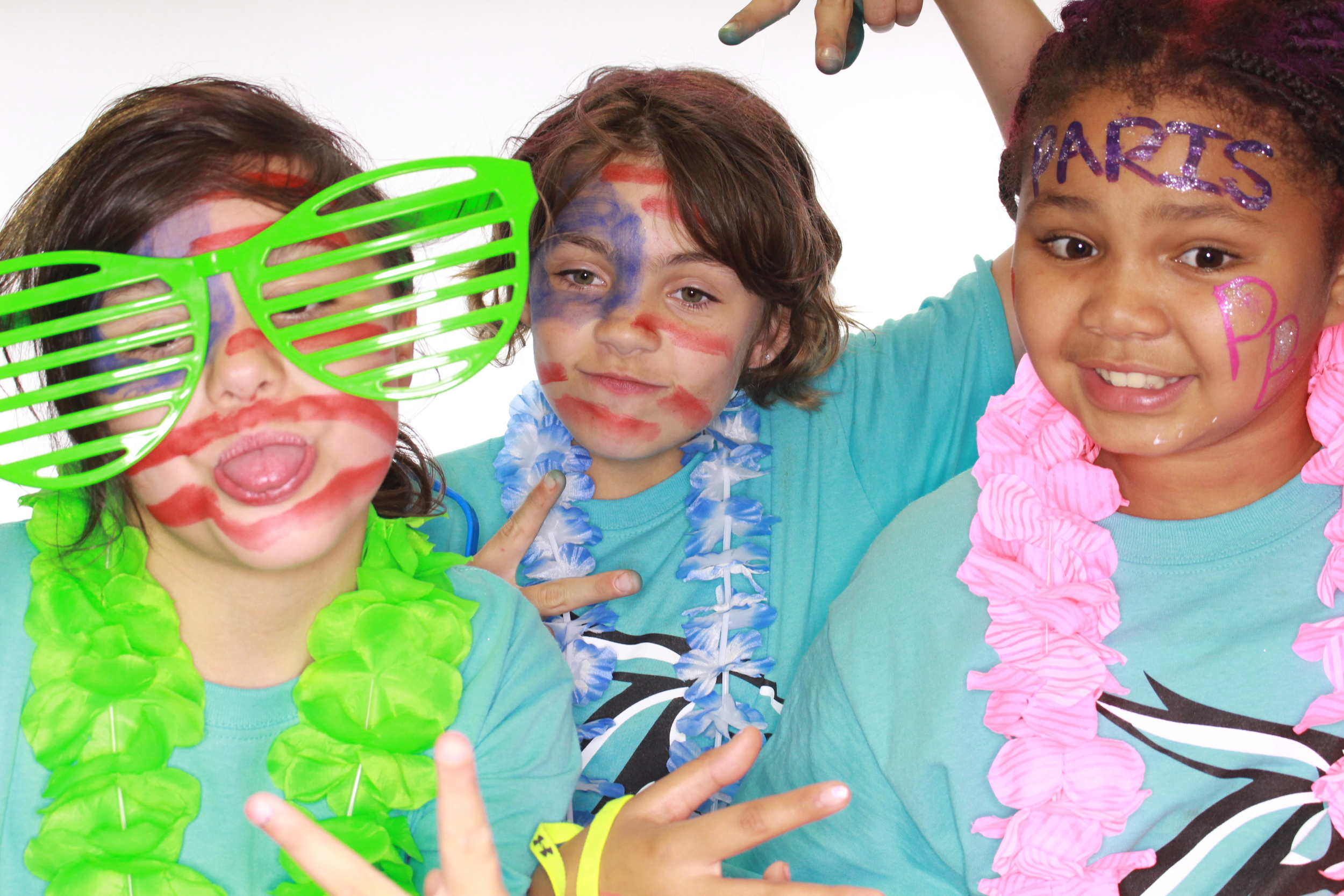 Oak Grove Elementary Play Day - 4th Grade