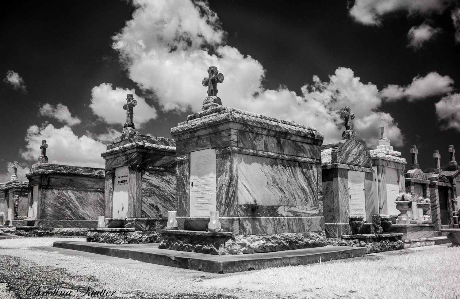 Greenwood Cemetery, New Orleans, Louisiana