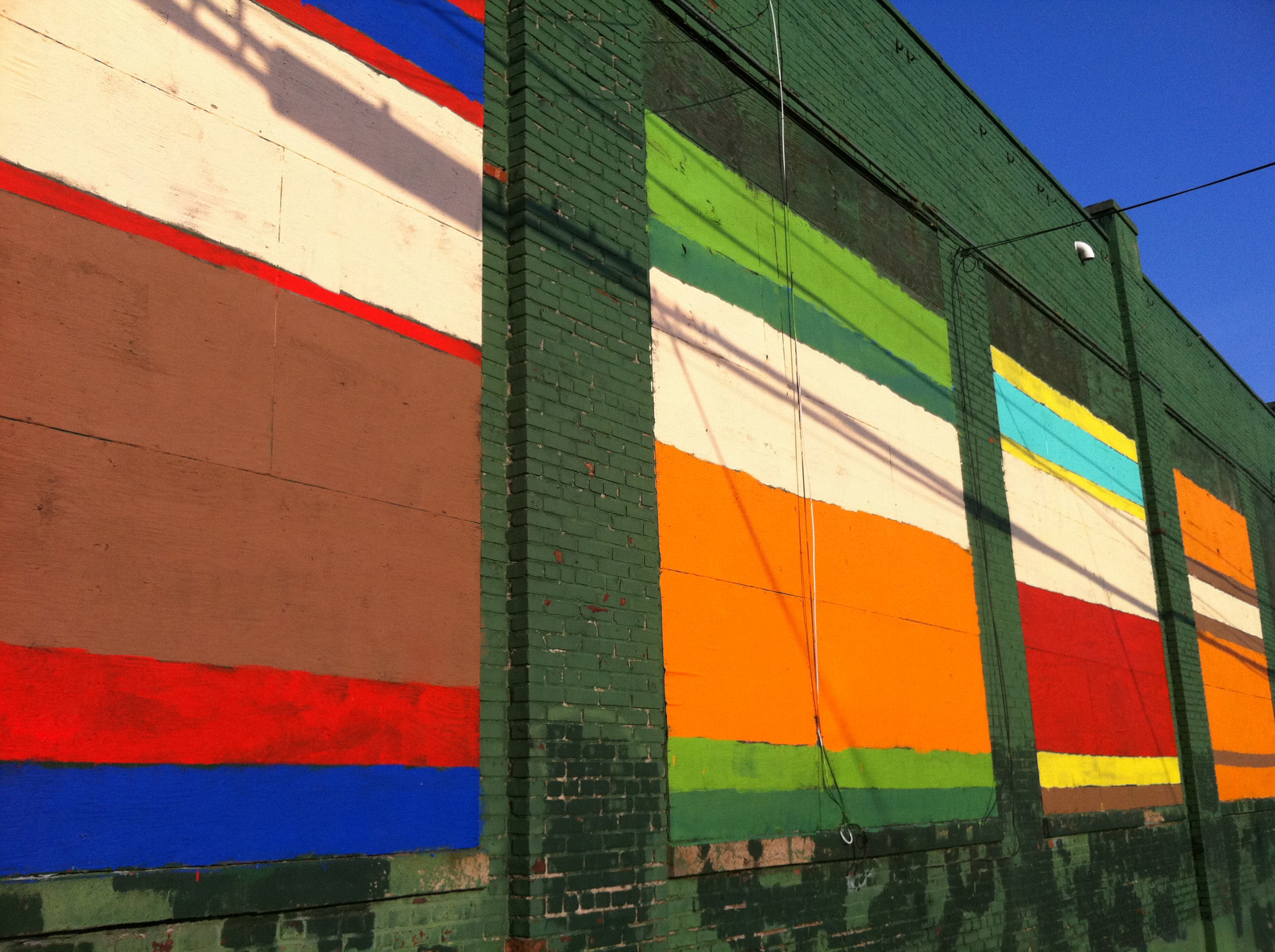 SOUTH PARK WALL (2011)