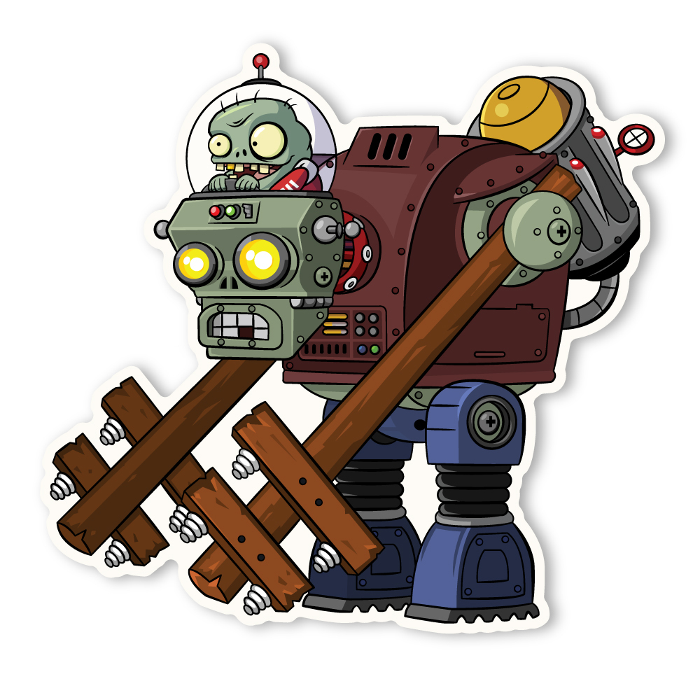 Our reference image. Zephyr is nuts for Plants Vs. Zombies.