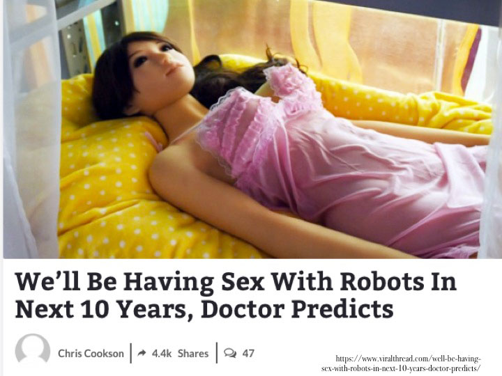 fig.14 -  Sex Robot.