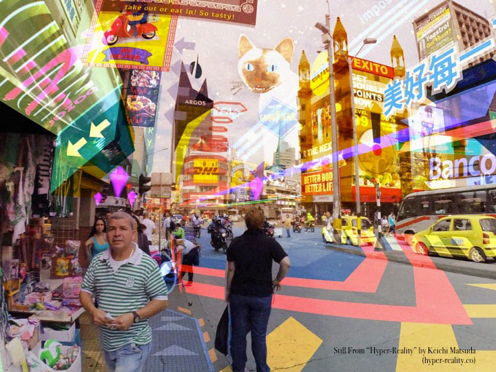 fig.20 -  Hyper-Reality.