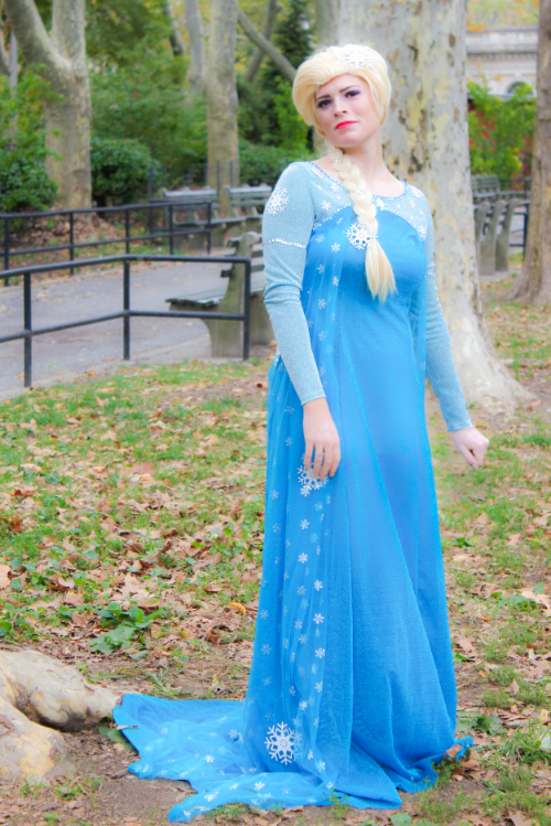 The Ice Princess will bring her magical energy to your child's party to make your child feel supremely special on their wonderful day!