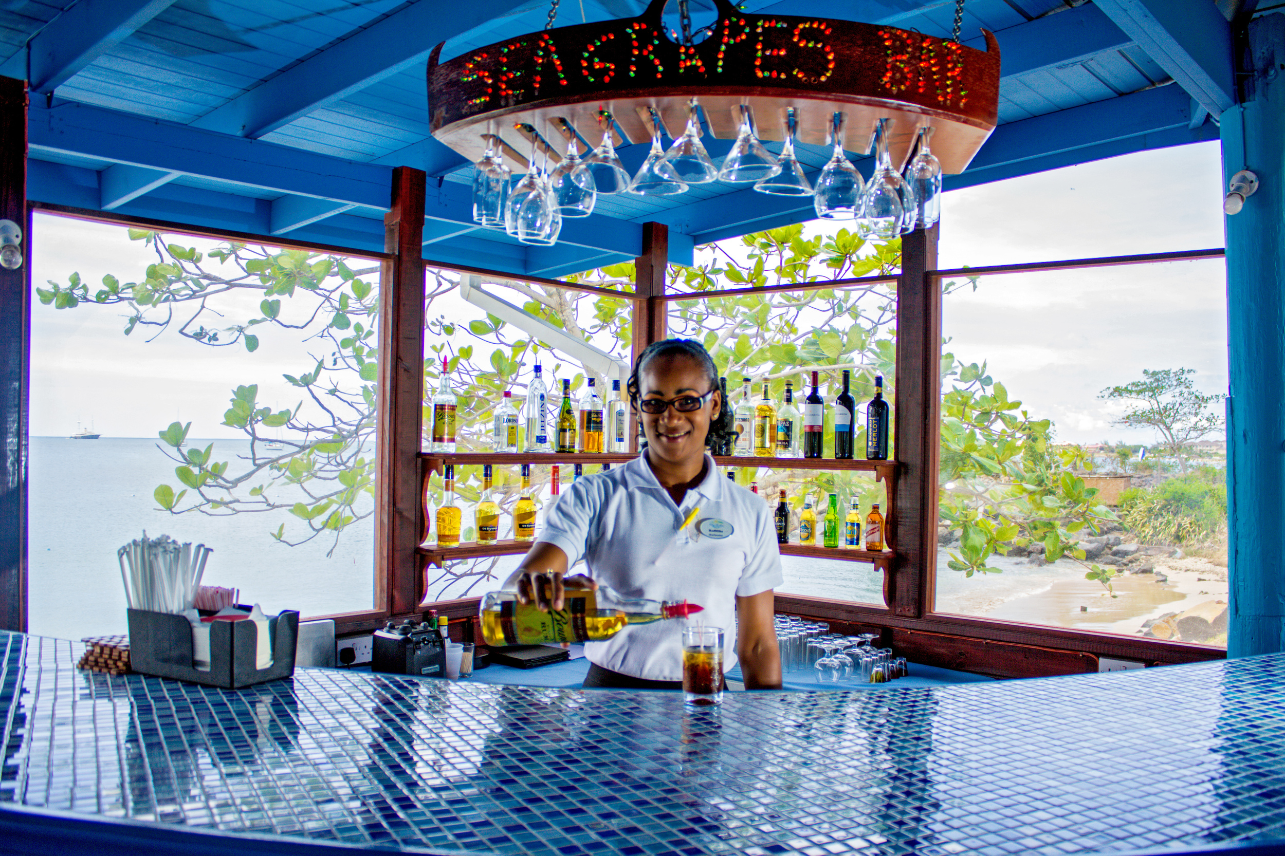 Seagrapes Beach Bar