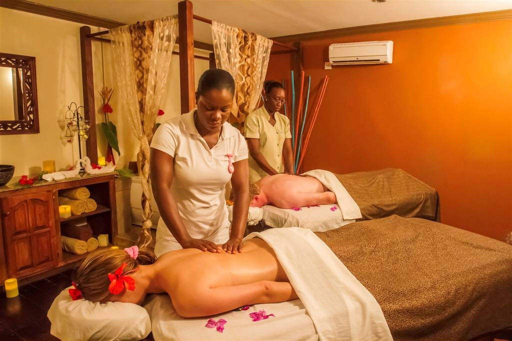 Saint Lucia Spa at Bay Gardens Beach Resort