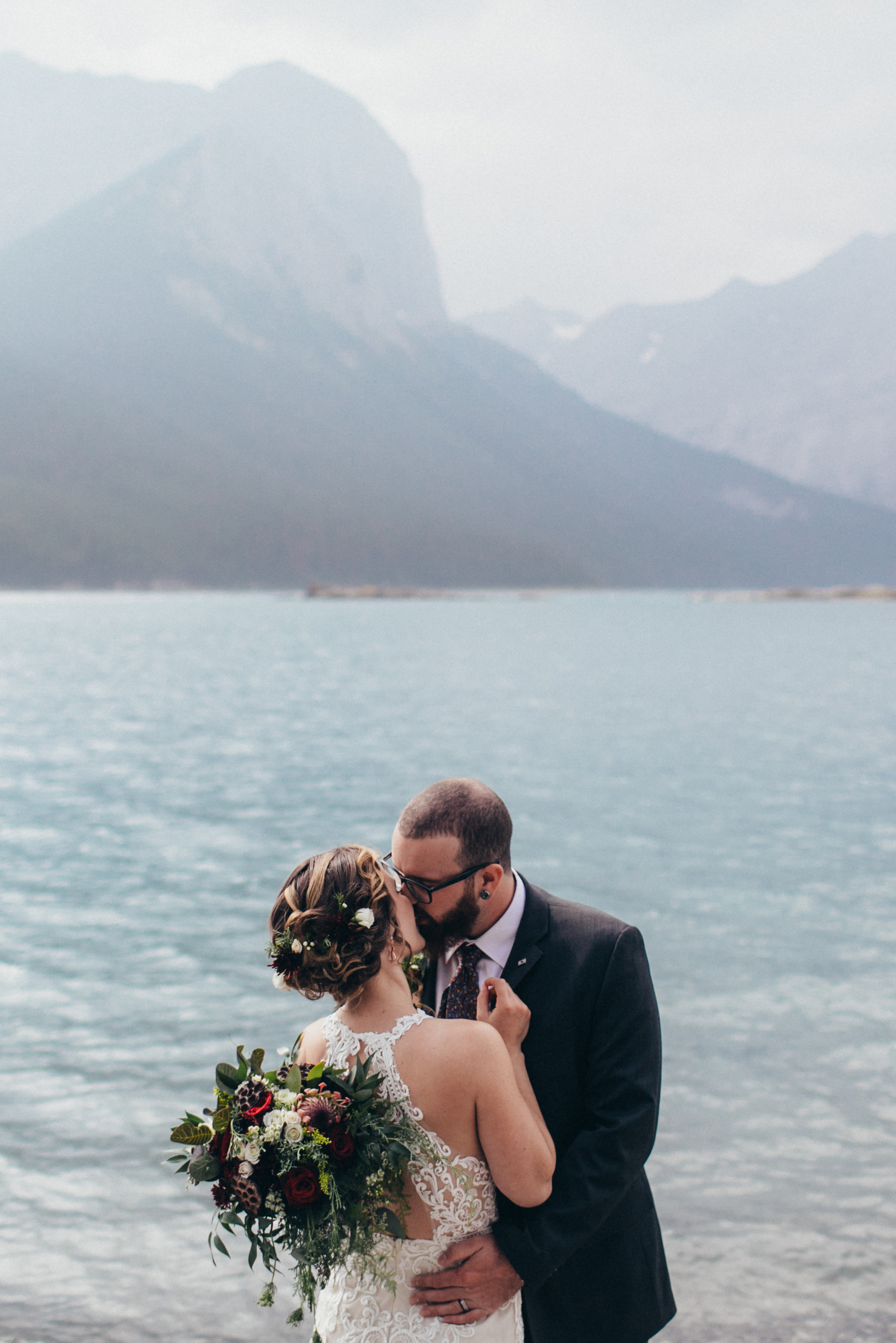 banff wedding flowers from experienced and affordable wedding florist based in calgary