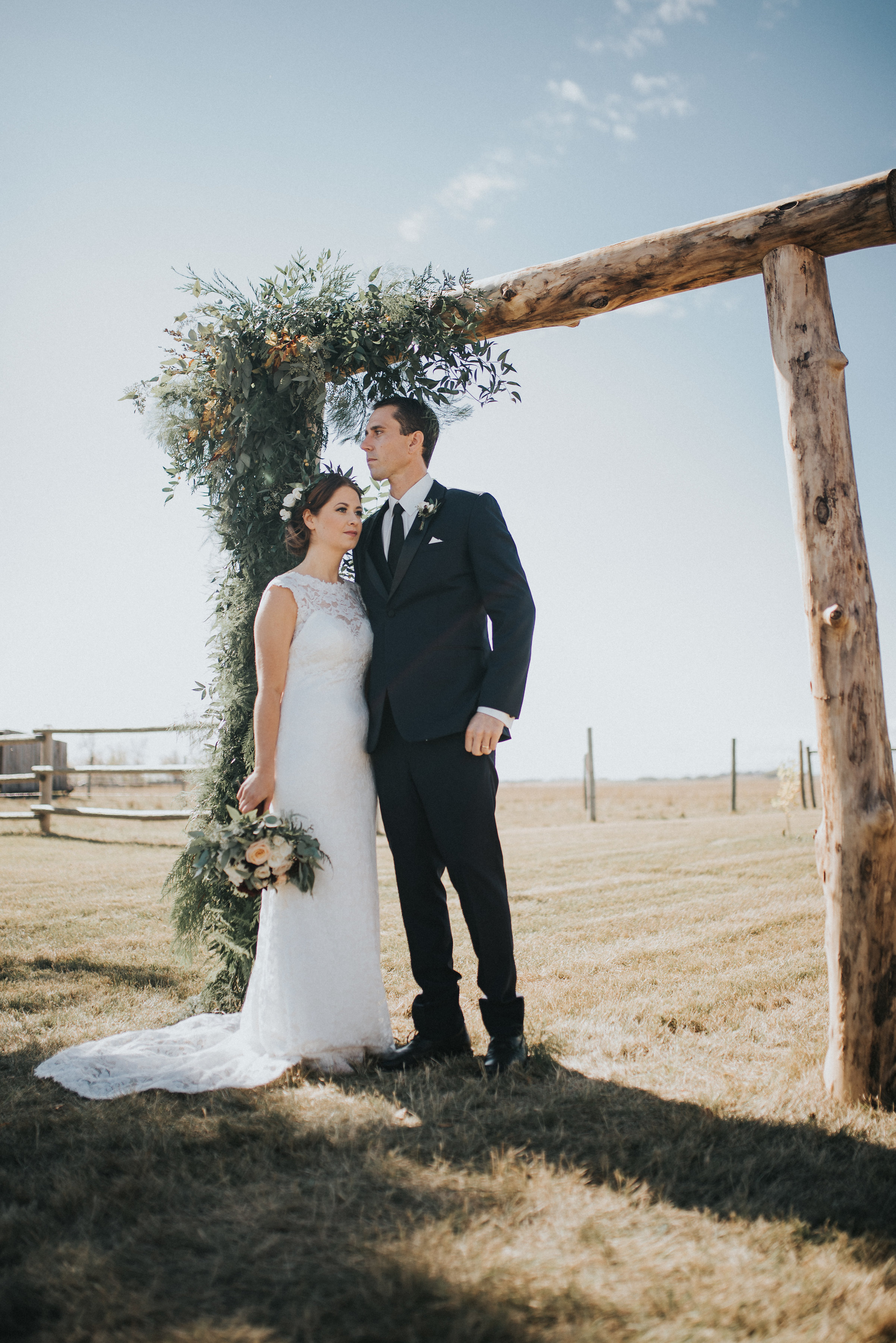 wedding arch greenery for weddings