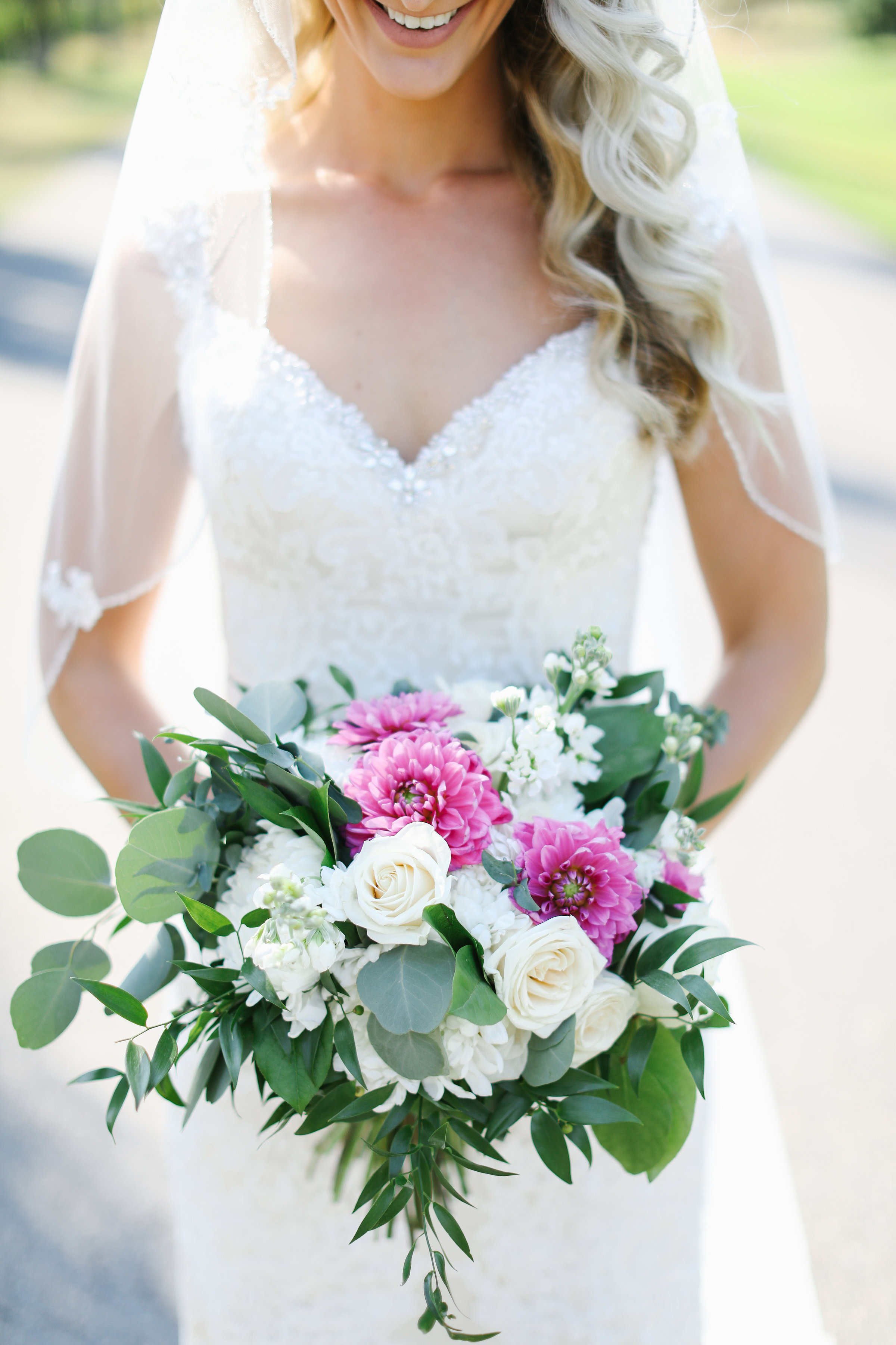wedding bouquet in calgary, alberta that is affordable