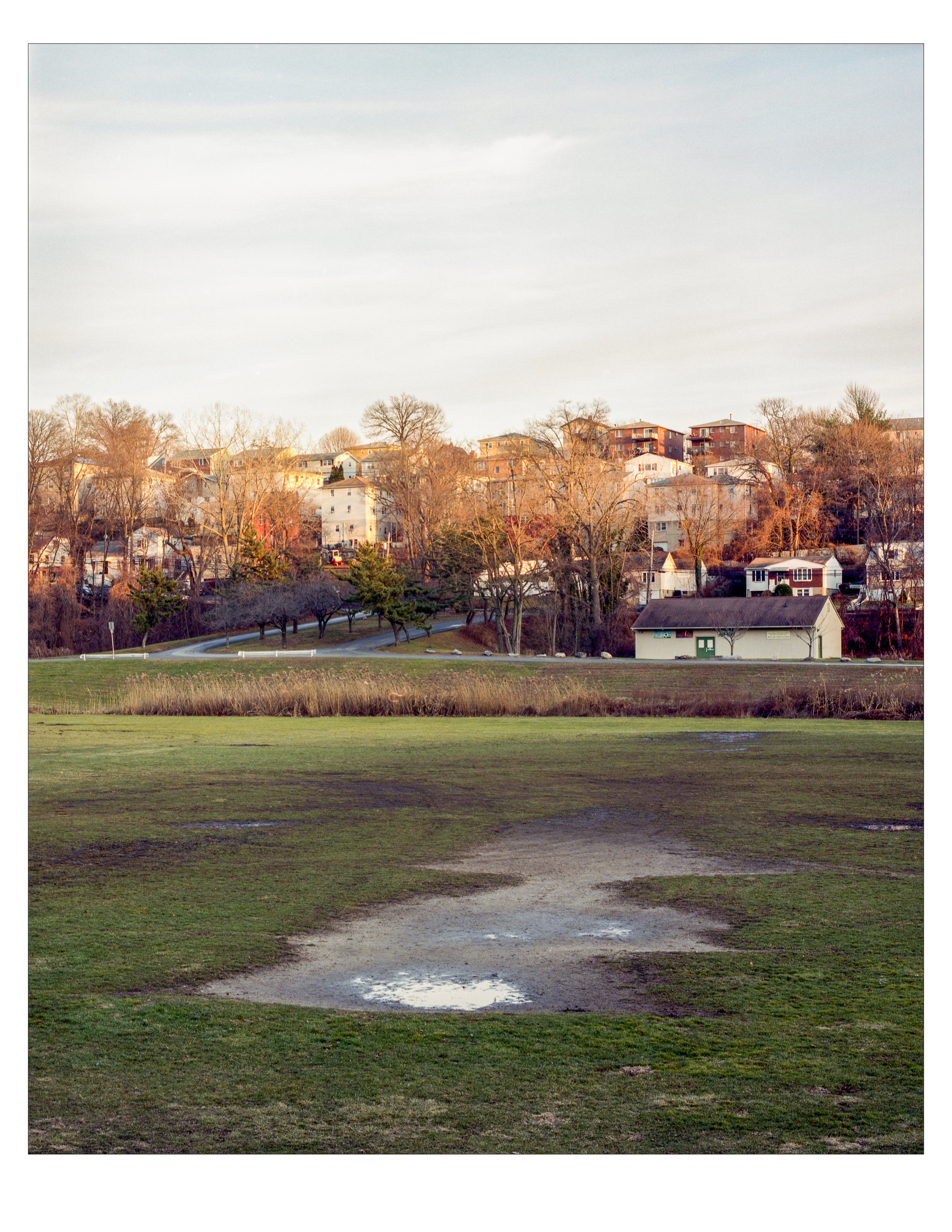 Yonkers, NY,Kodak Portra 400
