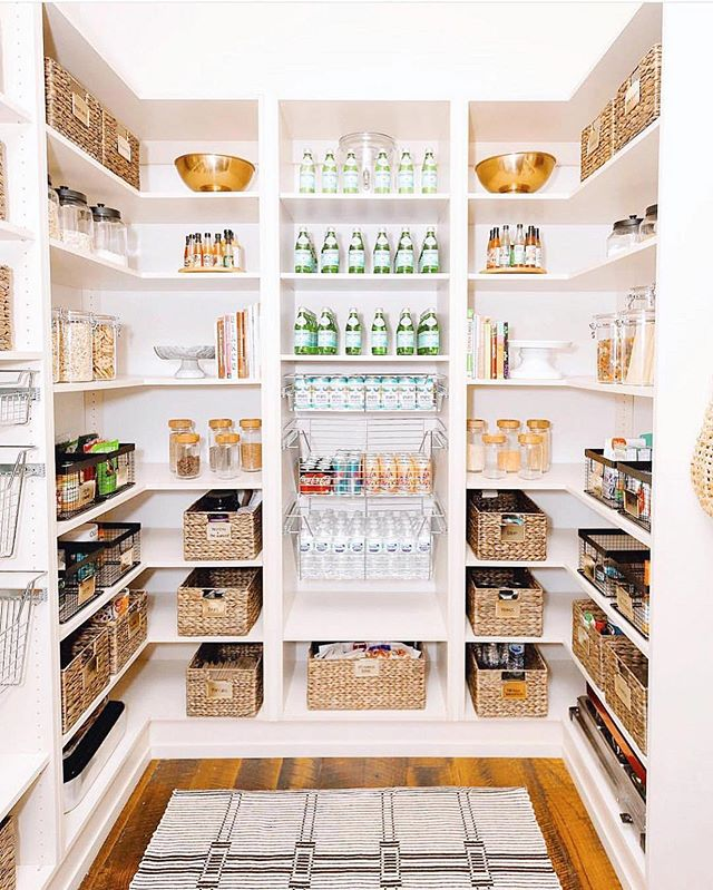 HOW TO KONMARI YOUR MIND... . I would love nothing more than for my brain to be as organized as this pantry... .⠀⠀⠀⠀⠀⠀⠀⠀⠀ But that ain't the case and so I have to constantly manage my mind and execute the plan - every single day... .⠀⠀⠀⠀⠀⠀⠀⠀⠀ It's how I was able to do The Copy Chat in 90 days, how I get ALL the content done for my clients, and how I'm able to consistently come up with creative ideas... .⠀⠀⠀⠀⠀⠀⠀⠀⠀ Want in on this process for yourself? Join The Copy Chat FB Group... .⠀⠀⠀⠀⠀⠀⠀⠀⠀ Last night, I dove into the 3-step mindset process I use to create content with ease and confidence. .⠀⠀⠀⠀⠀⠀⠀⠀⠀ And tomorrow night is all on productivity and how I schedule my days... . Join us - this is a ridiculously committed and powerhouse group committed to creating content that attracts clients, makes 💰 ... . And just feel fucking amazing about the process to get there. .⠀⠀⠀⠀⠀⠀⠀⠀⠀ Head on over to FB and join The Copy Chat now... .⠀⠀⠀⠀⠀⠀⠀⠀⠀ But before you go —  tell me: are you this organized or are you like, there's a door on the pantry for a reason, sweetie... . . . . . . 📸 : houseofturk