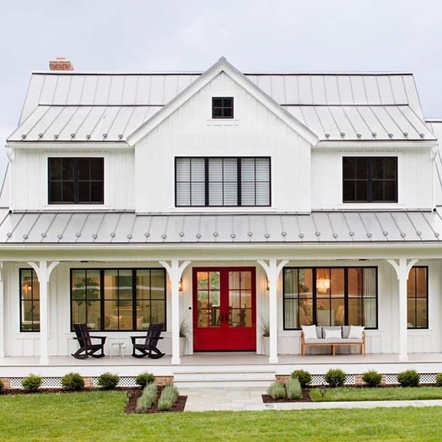 Should be doing work but just keep staring at pics of this house...⠀⠀⠀⠀⠀⠀⠀⠀⠀ ⠀⠀⠀⠀⠀⠀⠀⠀⠀ And manifesting all the ways I'm gonna get us a rustic farmhouse with a sweeping porch...⠀⠀⠀⠀⠀⠀⠀⠀⠀ ⠀⠀⠀⠀⠀⠀⠀⠀⠀ What's your dream home?.⠀⠀⠀⠀⠀⠀⠀⠀⠀ .⠀⠀⠀⠀⠀⠀⠀⠀⠀ .⠀⠀⠀⠀⠀⠀⠀⠀⠀ .⠀⠀⠀⠀⠀⠀⠀⠀⠀ .⠀⠀⠀⠀⠀⠀⠀⠀⠀ .⠀⠀⠀⠀⠀⠀⠀⠀⠀ .⠀⠀⠀⠀⠀⠀⠀⠀⠀ ⠀⠀⠀⠀⠀⠀⠀⠀⠀ 📸: @farmhouse.homes