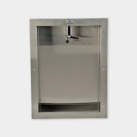Remote Dispensing Sinks