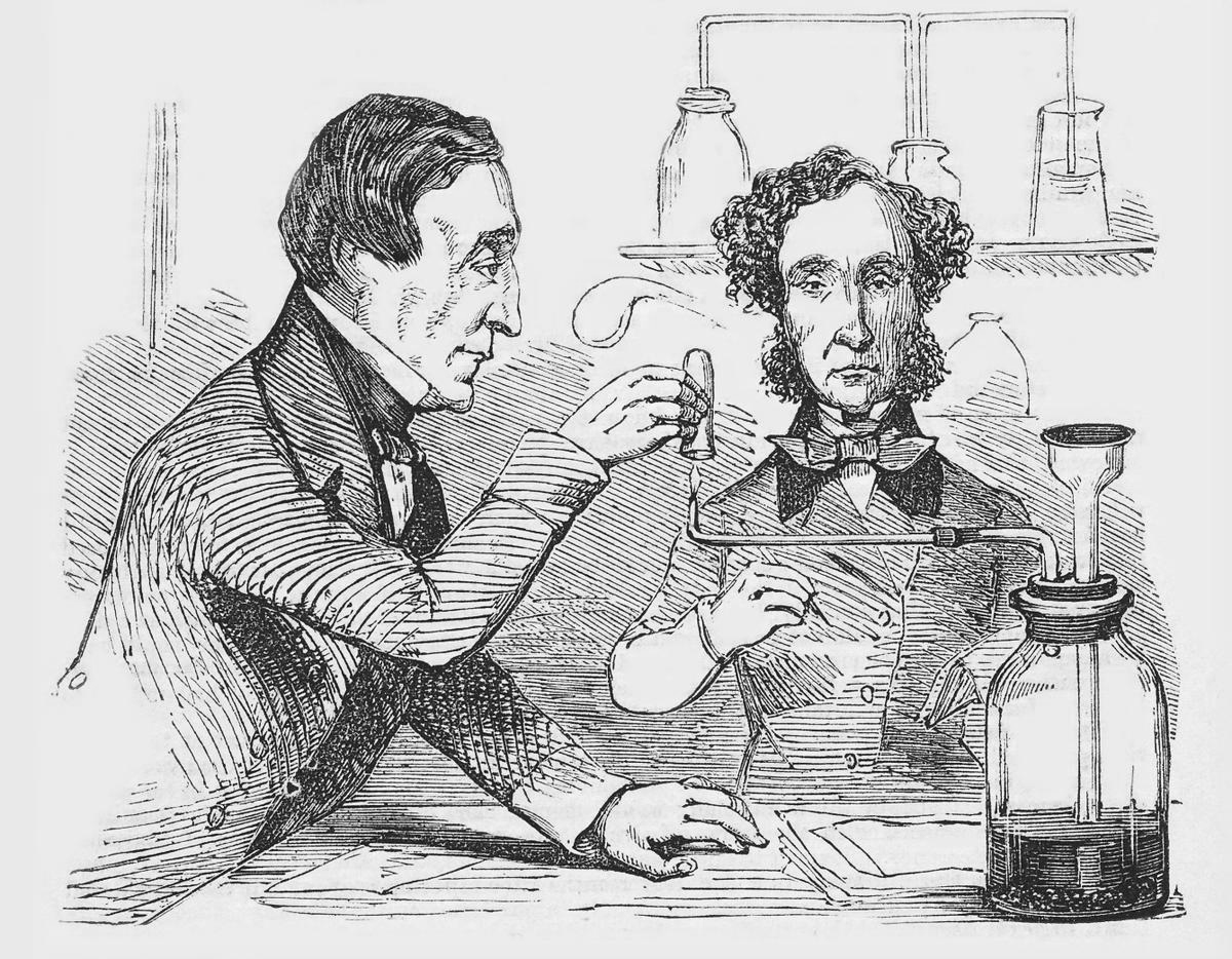 """The concept of light possessing germicidal properties goes all the way back to the 1870's. - Arthur Downes and Thomas P. Blunt published a paper titled """"The Effect of Light on Bacteria"""" in which they observed the destructive effects of sunlight on microorganisms grown in test tubes (4)."""