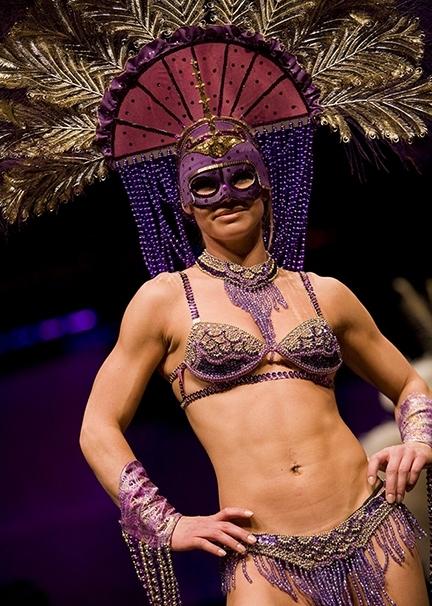 Telluride AIDS Benefit Fashion Show Gala, Ramona Bruland. Photographer Jennifer Koskinen | Merritt Portrait Studio