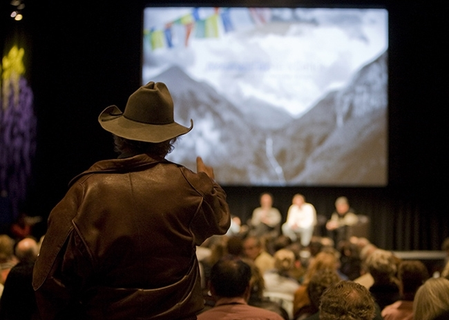 Mountainfilm Telluride. Official Event Photographer (4 festivals): Jennifer Koskinen | Merritt Portrait Studio