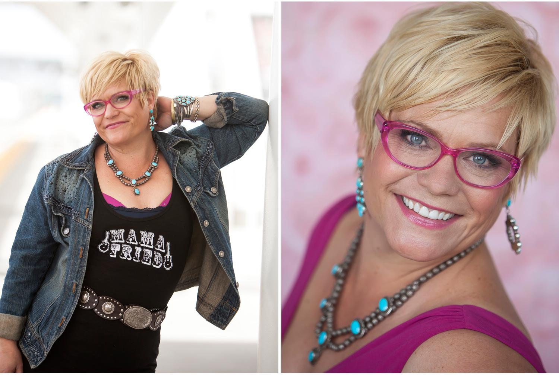 personal branding headshots in Denver with Merritt Portrait Studio