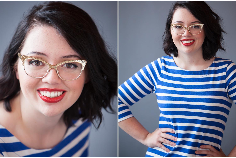 High School Senior Pictures with Denver Photographer Jennifer Koskinen | Merritt Portrait Studio