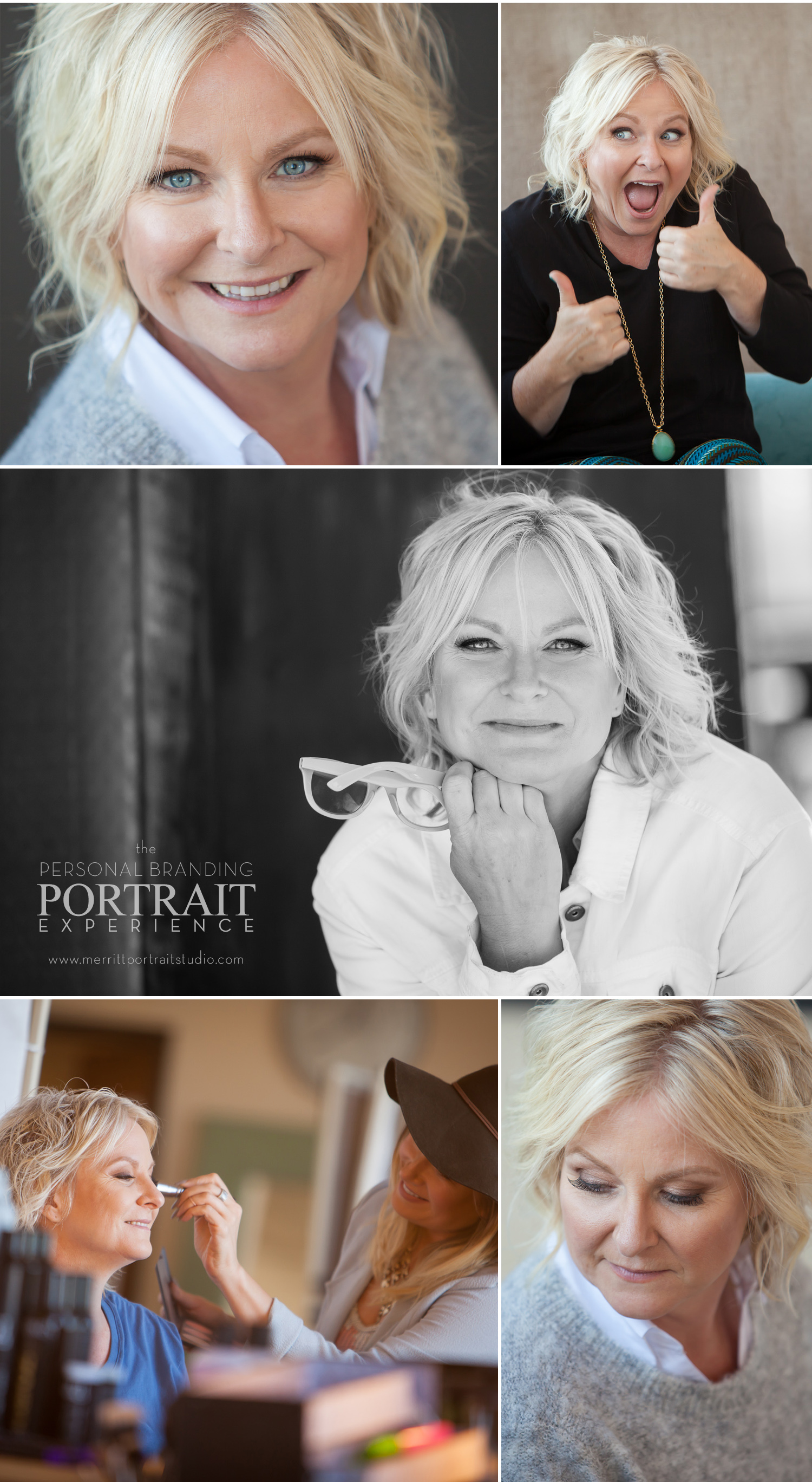 The Ultimate Personal Branding Portrait Experience to refresh your business profile, with Denver Photographer Jennifer Koskinen of Merritt Design Photo