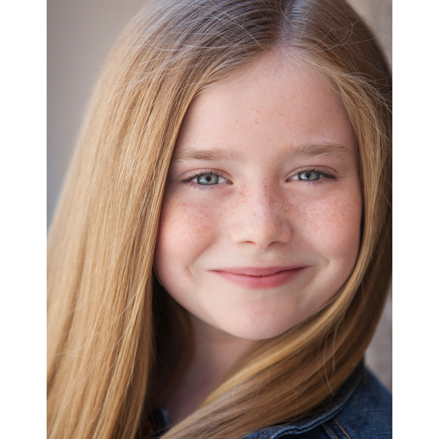 Child Actor Headshot Photographer Denver | Merritt Portrait Studio