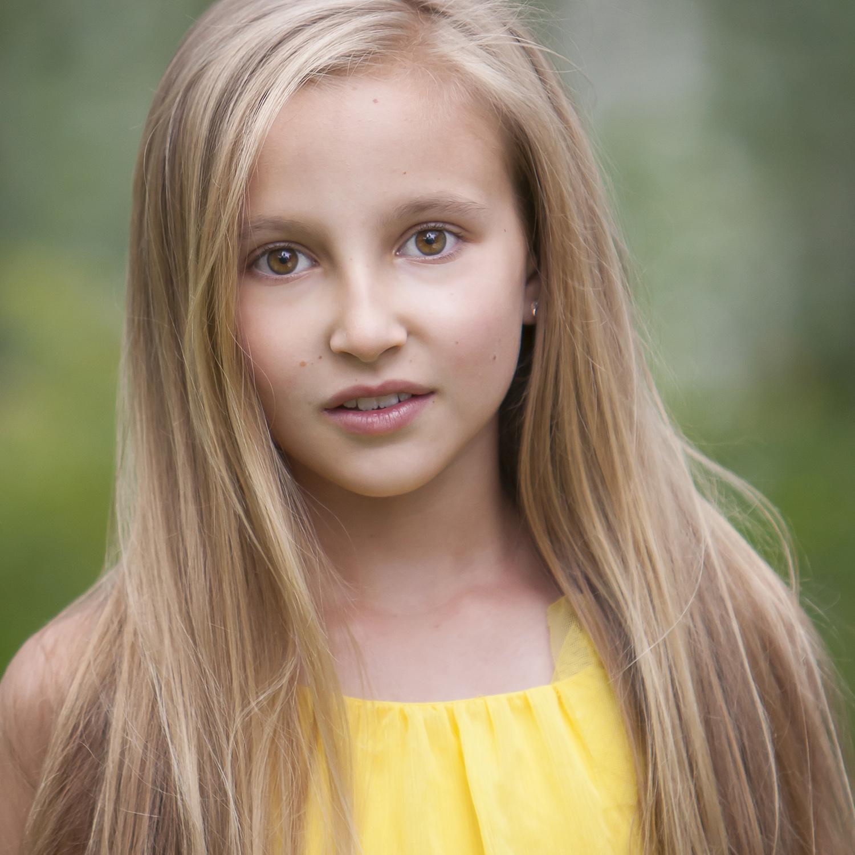 Child Actor Headshot Photographer Denver | Merritt Portrait Studio