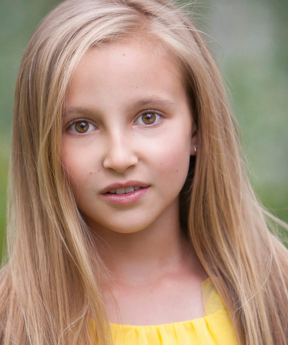 Childrens Actor Headshots in Denver by Jennifer Koskinen | Merritt Design Photo