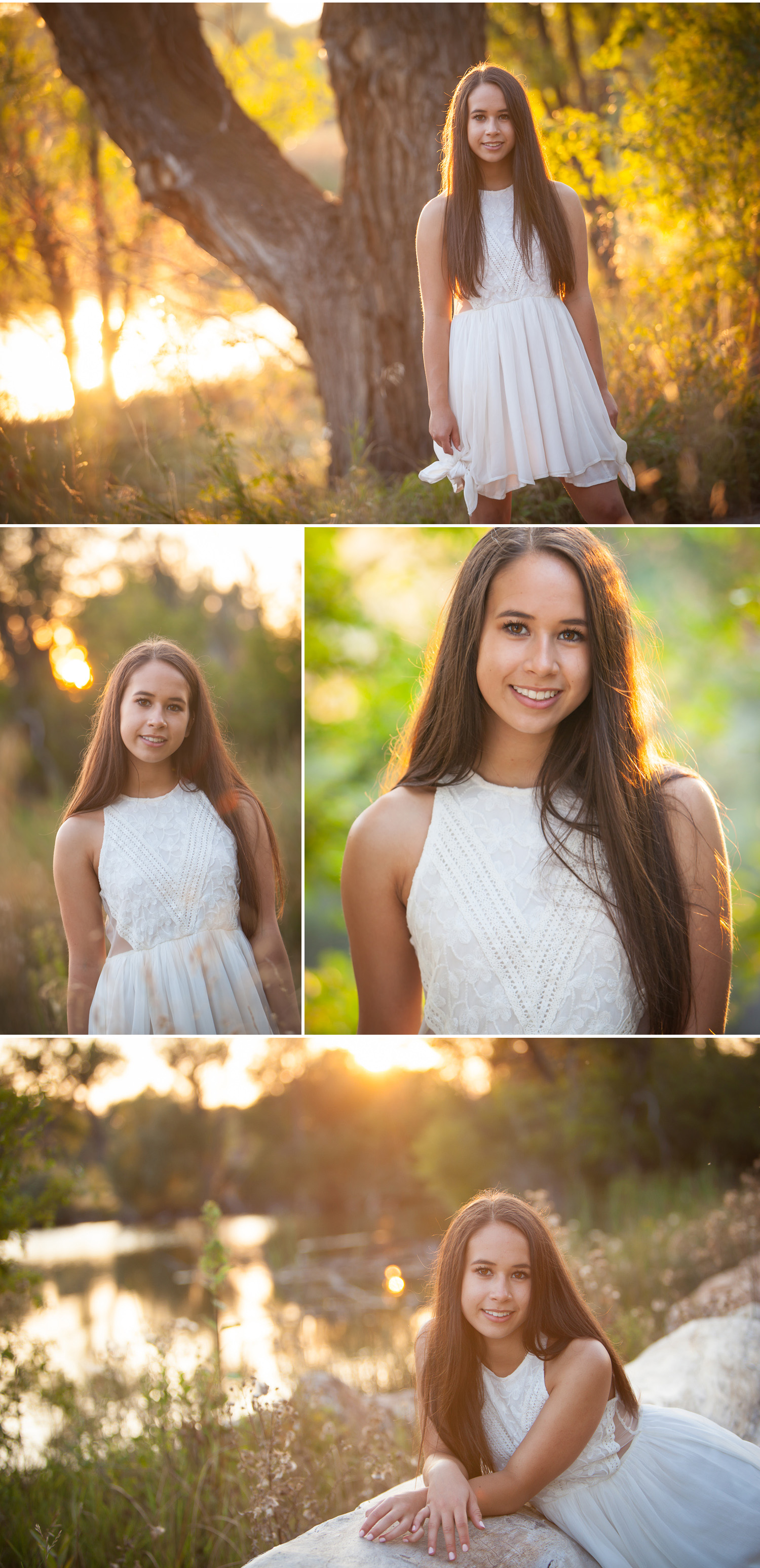 Summertime Senior Pictures with Denver Photographer Jennifer Koskinen | Merritt Portrait Studio