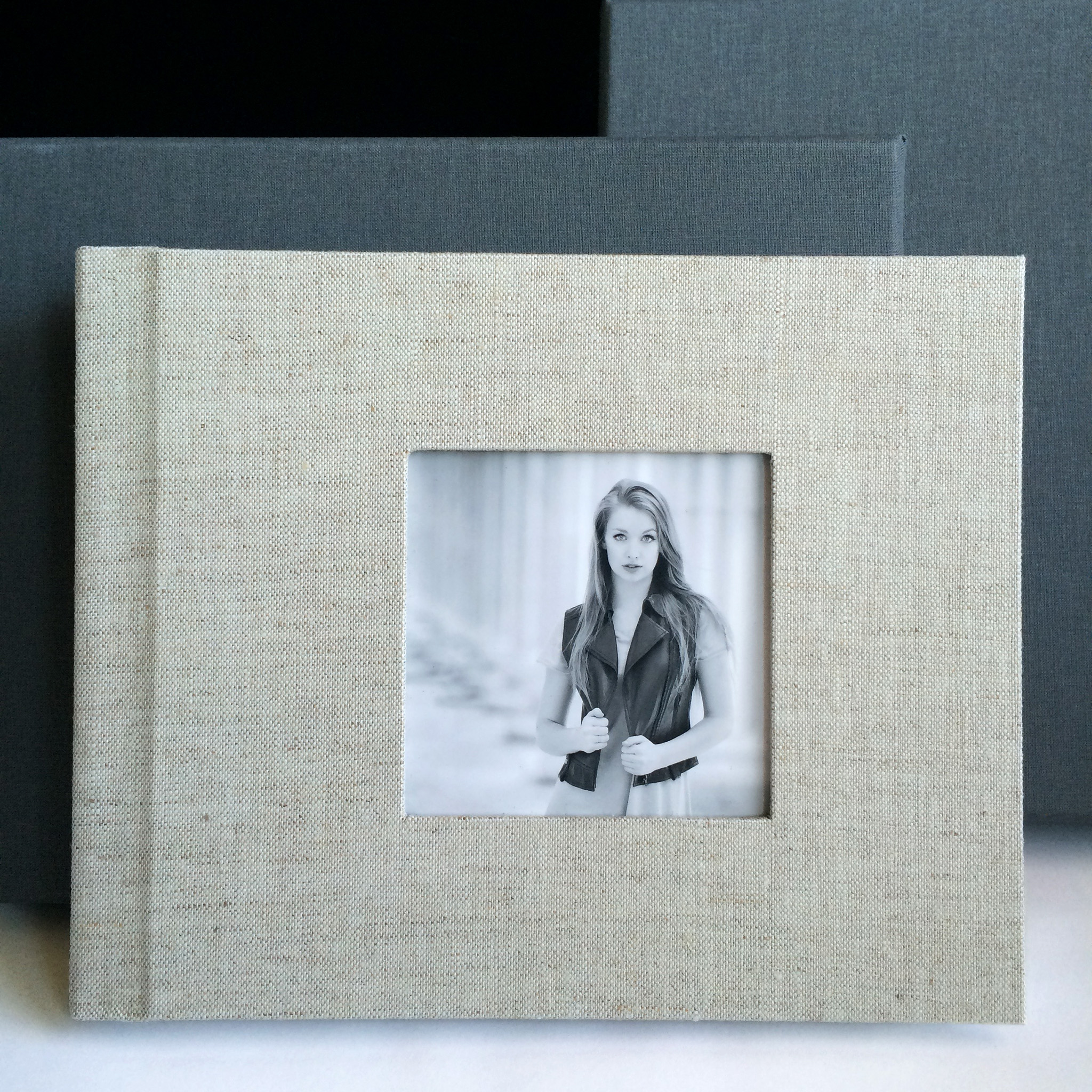 Signature Fine Art Album with Deep Matte Finish