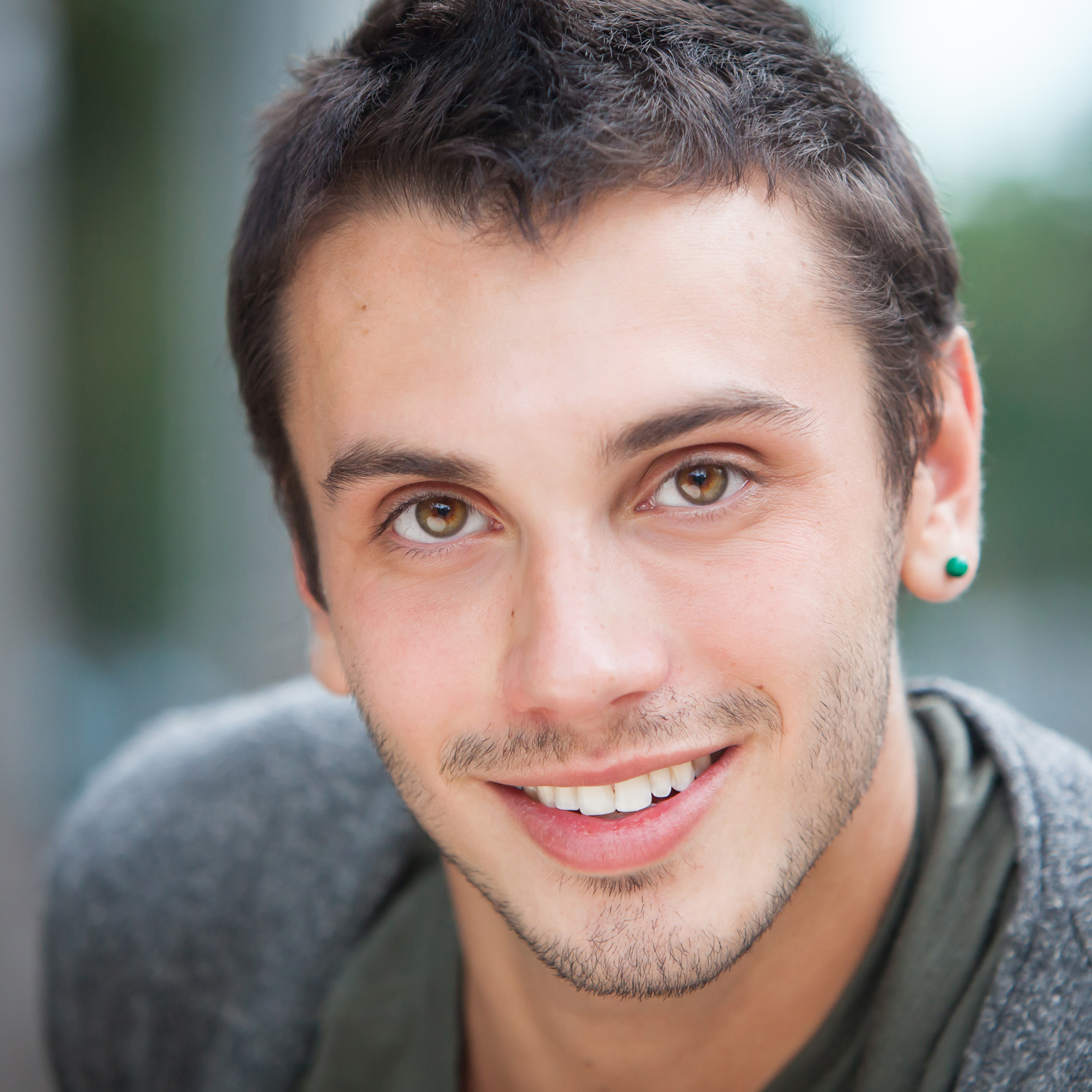 Male Actor Headshots Denver, photographer Jennifer Koskinen