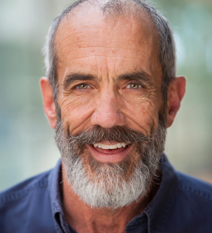 Distinguished, Bearded Male Actor Headshots with Denver photographer Jennifer Koskinen | Merritt Portrait Studio