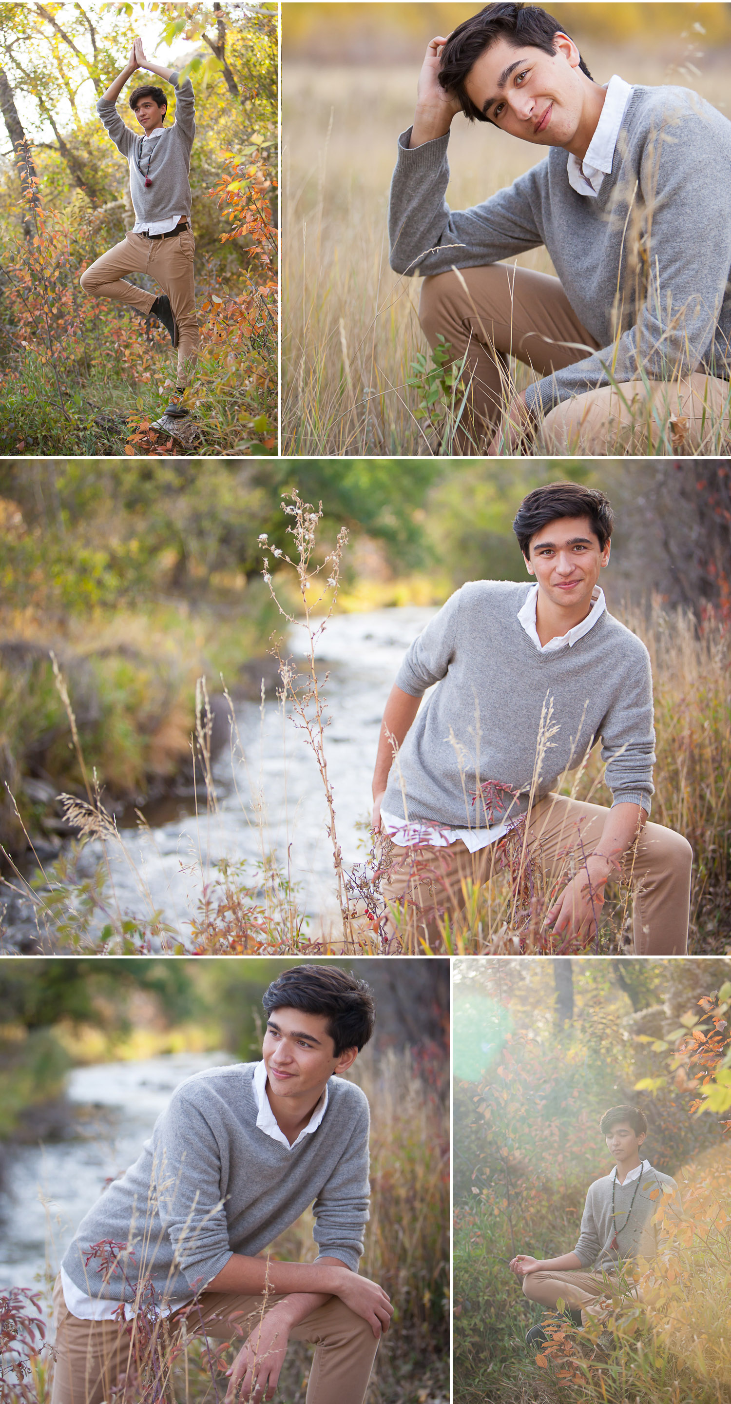 High School Senior Guy Portraits