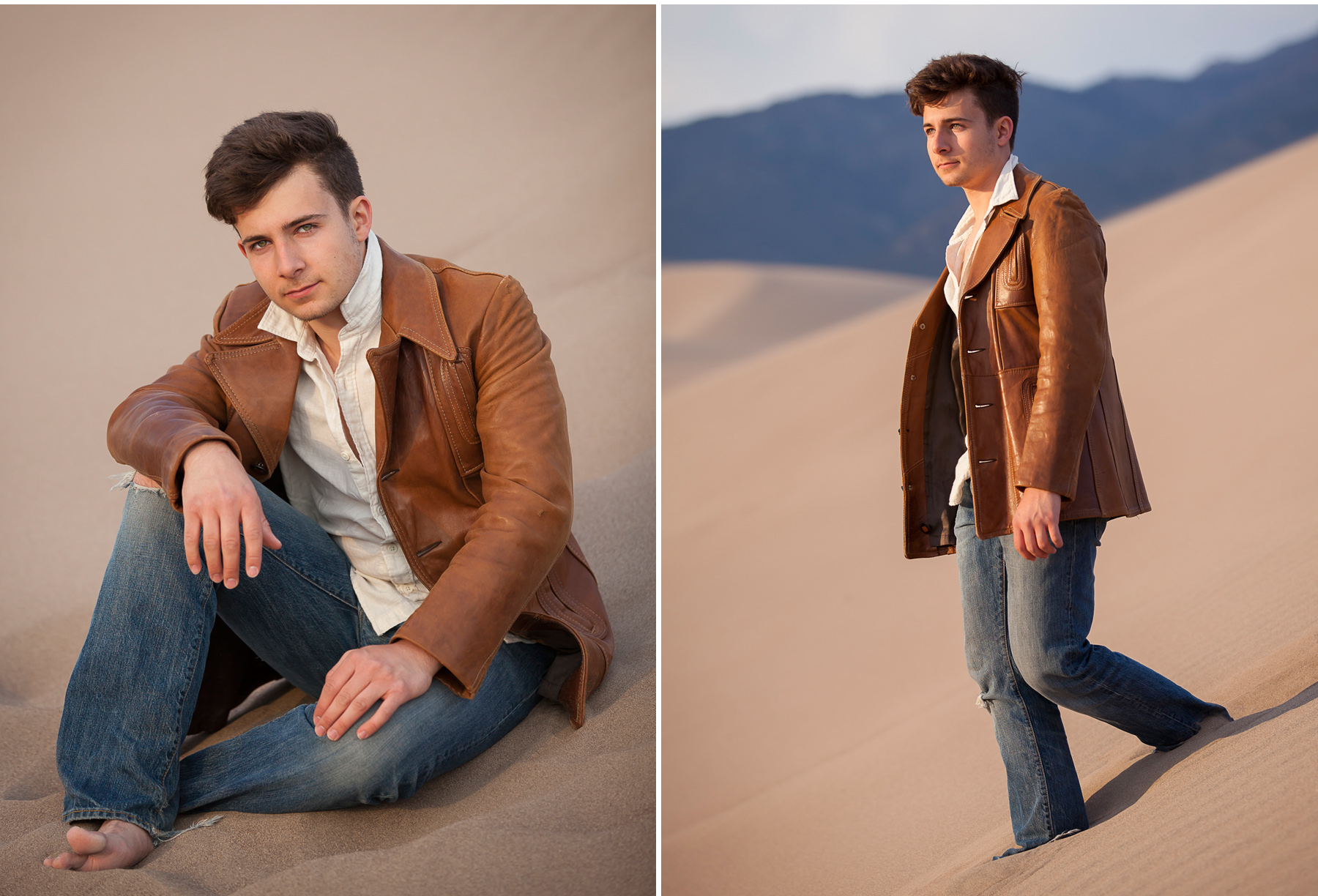 Outdoor Senior boy Pictures with Denver photographer Jennifer Koskinen, Merritt Portrait Studio