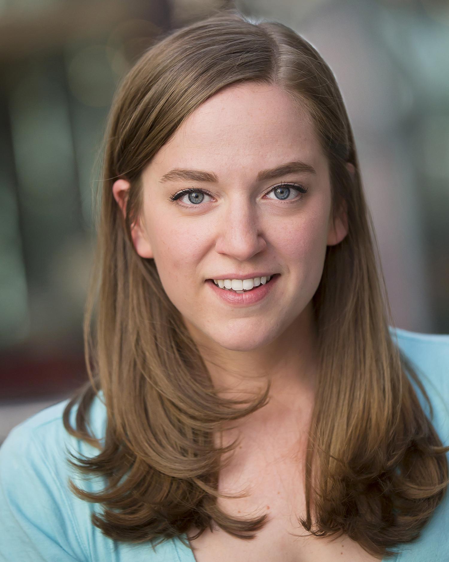 Ingenue Young Woman Actor Headshots in Denver with photographer Jennifer Koskinen | Merritt Portrait Studio