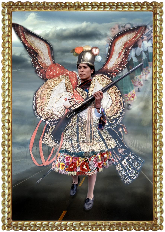 Virgen Arbucera