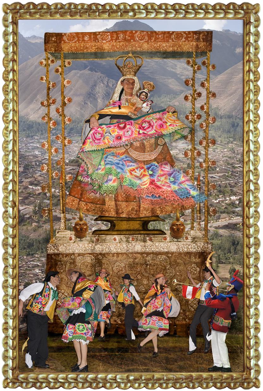 Virgen de Cocharcas
