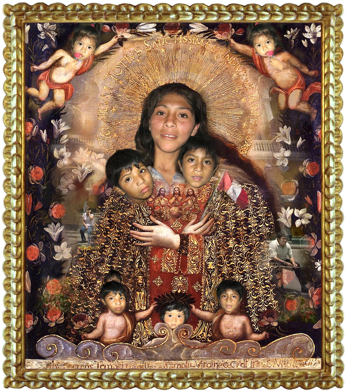 La Virgen de la Trinidad(2006)