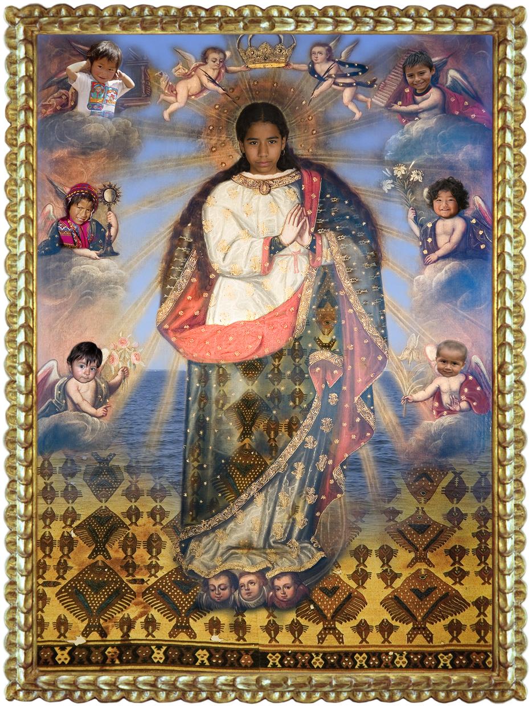 La Virgen de las Aguas