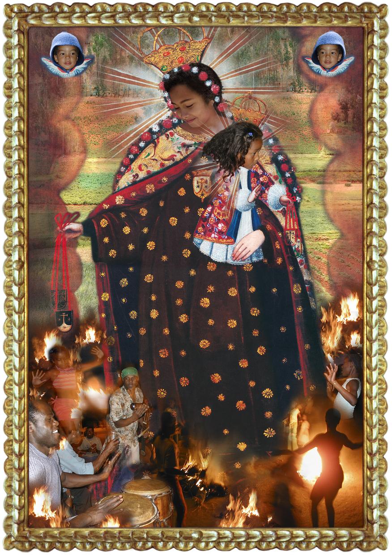 La Virgen del Carmen