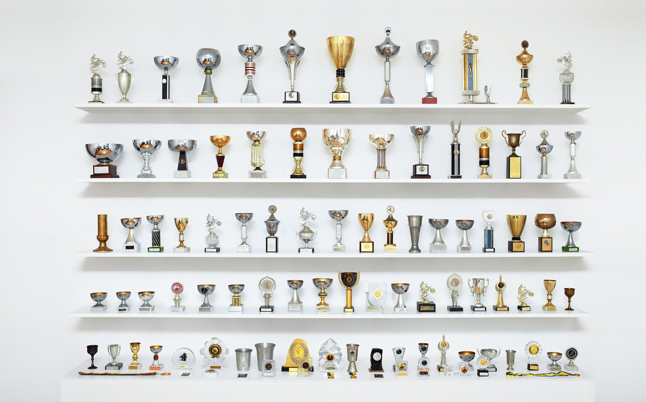 Some of my trophies