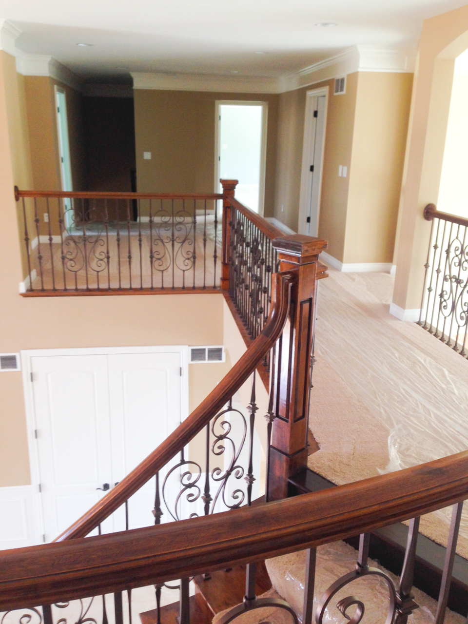 Building relationships one custom home at a time. General Contracting in the Fenton, South Lyon, Novi, Canton, Clarkston, Orion, and other Southwest Michigan areas Custom Banister