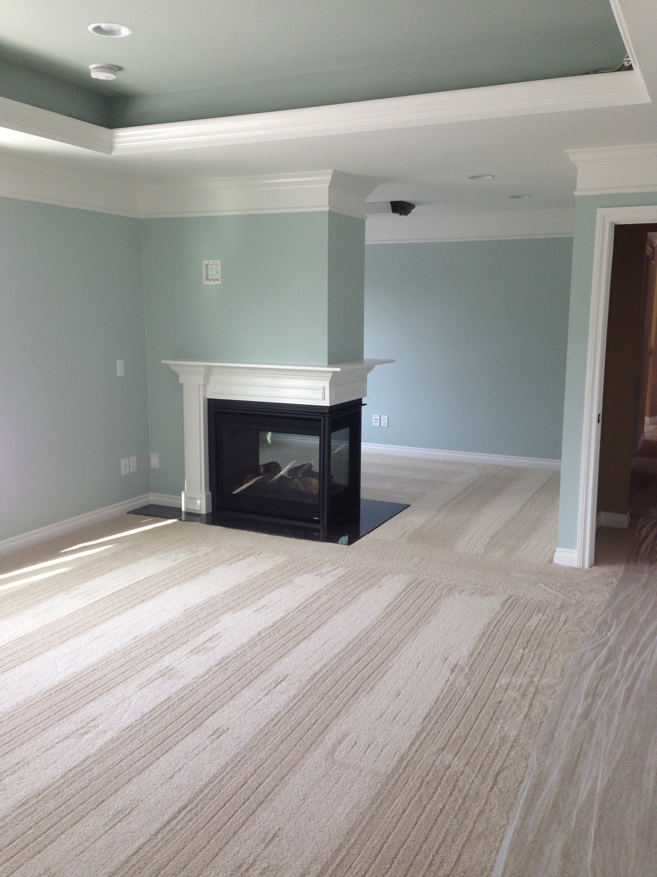 Building relationships one custom home at a time. General Contracting in the Fenton, South Lyon, Novi, Canton, Clarkston, Orion, and other Southwest Michigan areas custom master bedroom
