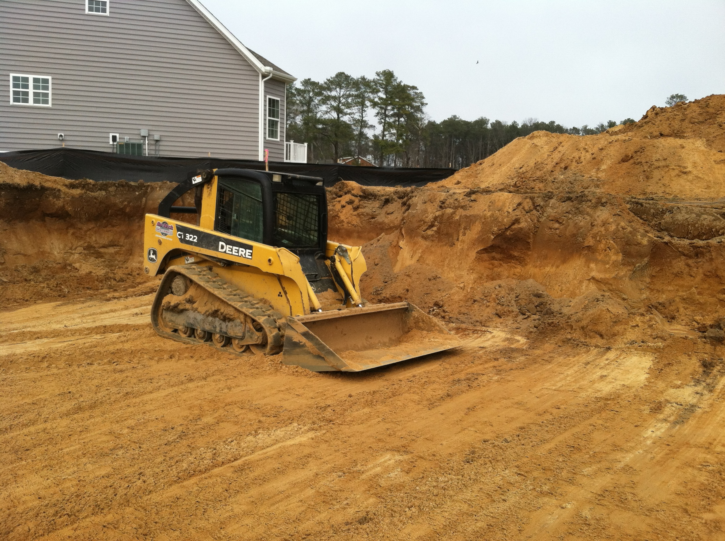 Building relationships one custom home at a time. General Contracting in the Fenton, South Lyon, Novi, Canton, Clarkston, Orion, and other Southwest Michigan areas Custom Excavating