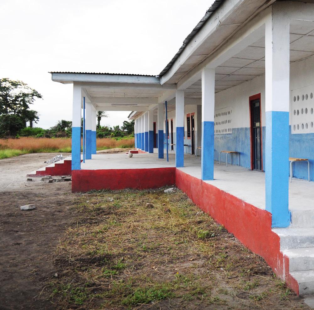 Bonthe Youth Resource Center. - Ein Ausbildungszentrum in Sierra Leone.Seit 2011 ist in Bonthe auf Sherbro Island ein einzigartiger Ort für junge Erwachsene entstanden.