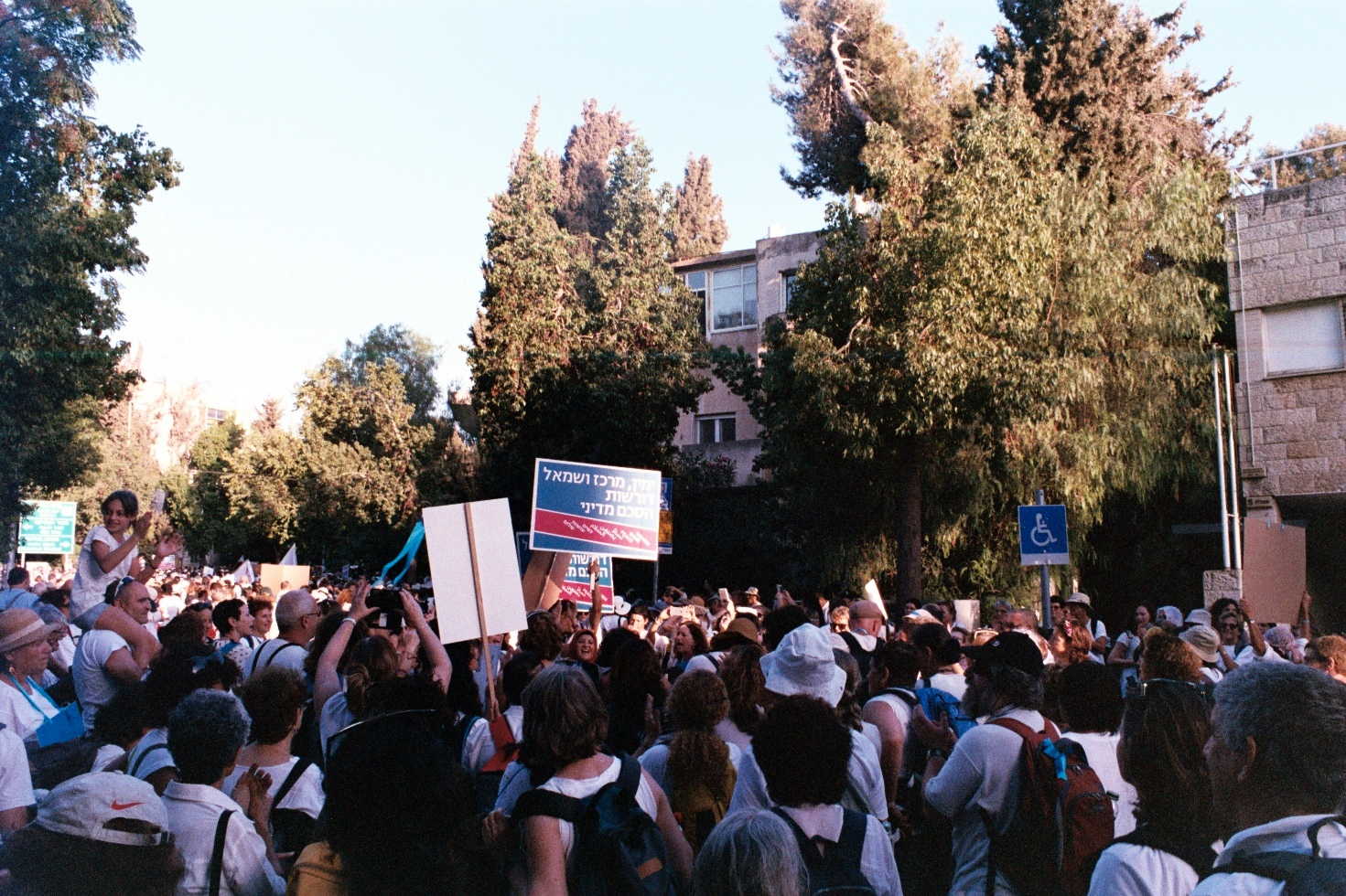 Women Wage Peace, March of Hope, Jerusalem, October 2016