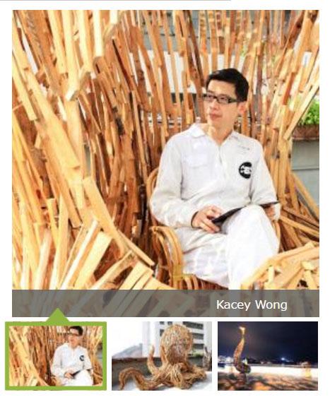 May/8/2013 Ecozine  Kacey Wong Interview