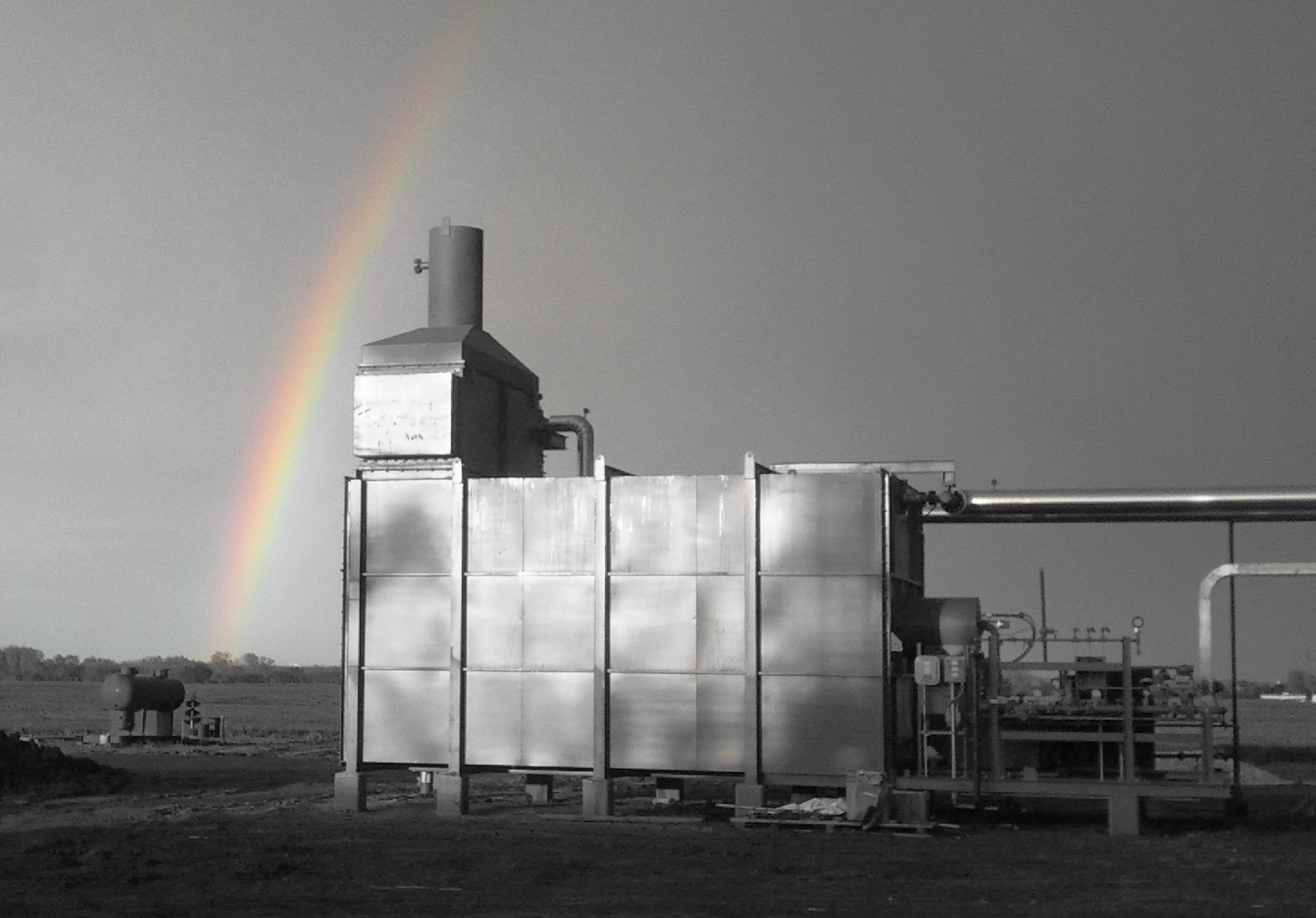 Heater w Rainbow (BW edit 2).jpg