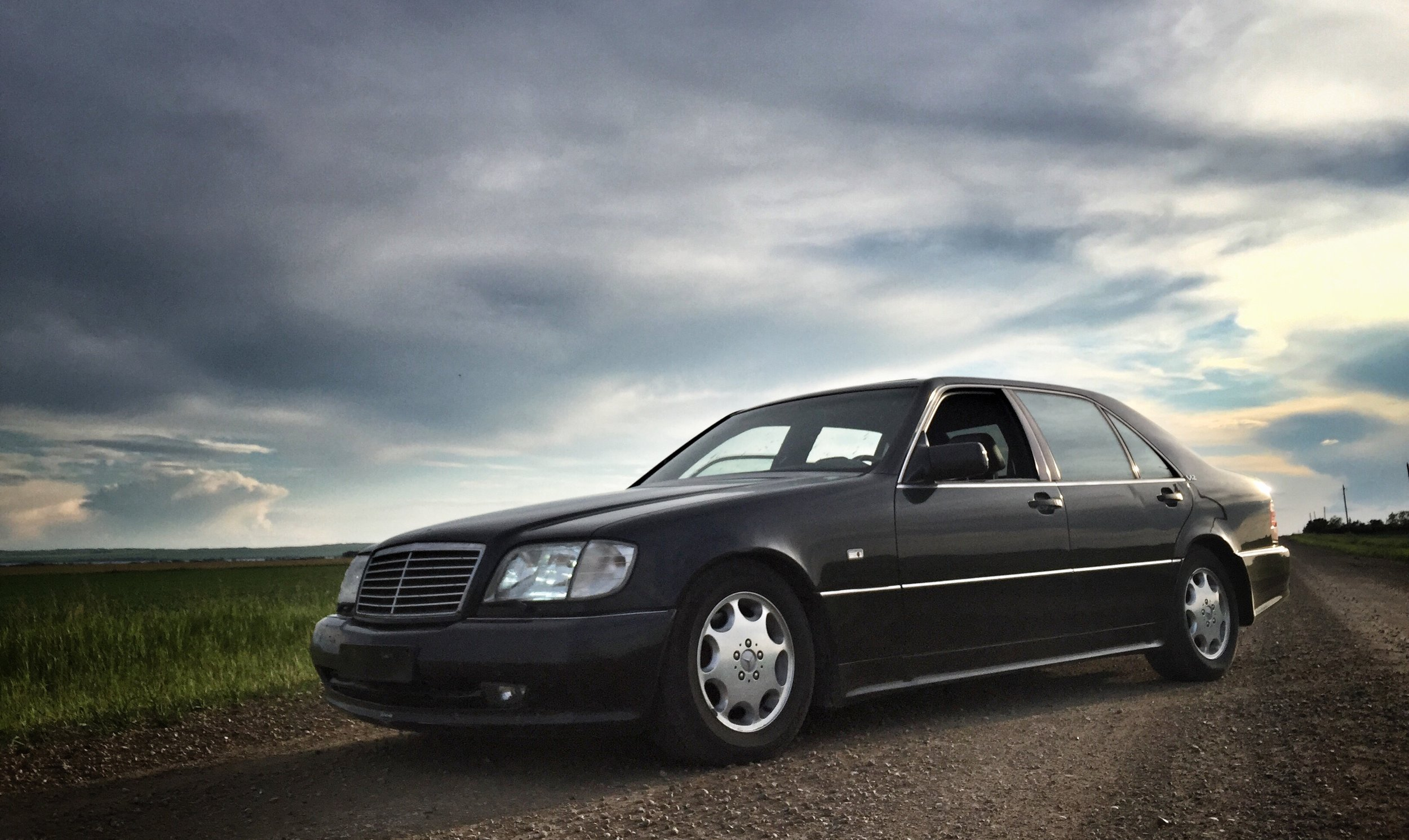 The King of the road! The S600 W140! The one and only one !